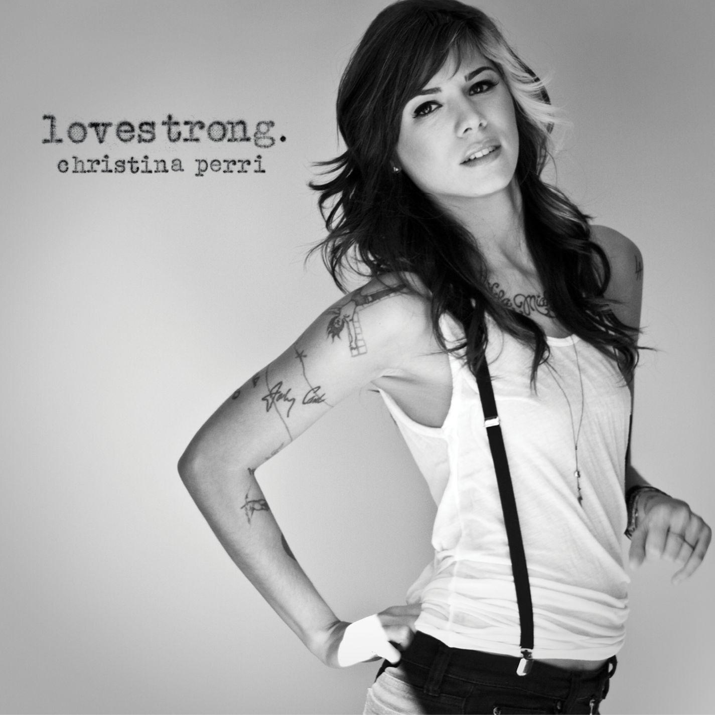 Christina Perri - lovestrong. (Deluxe Digital Album ...