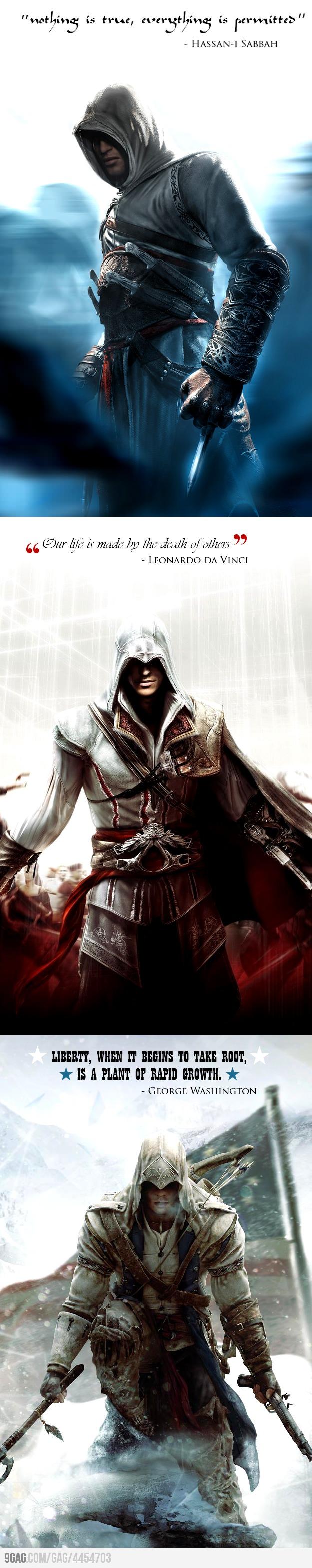 Los 3 Assassin's...    Consíguelos en descarga digital  TusJuegos.com