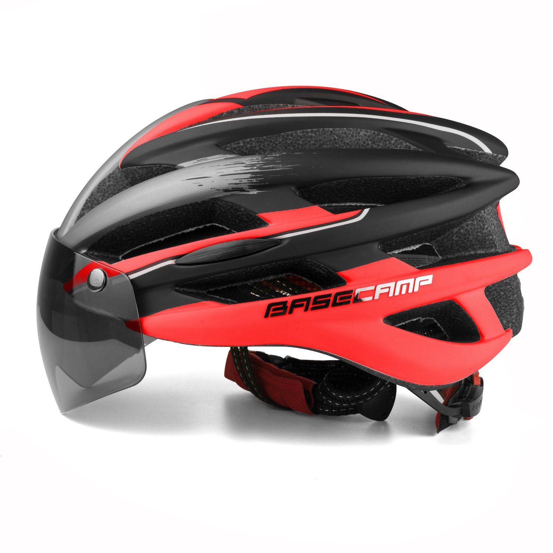 Basecamp Specialized Bike Helmet Detachable Magnetic Visor