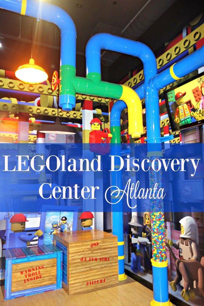LEGOland Discovery Center Atlanta | Legoland, Discovery and Georgia