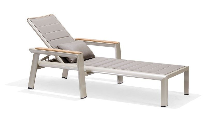 Geneva Sun Lounger Sun Lounger Lounger Quality Furniture