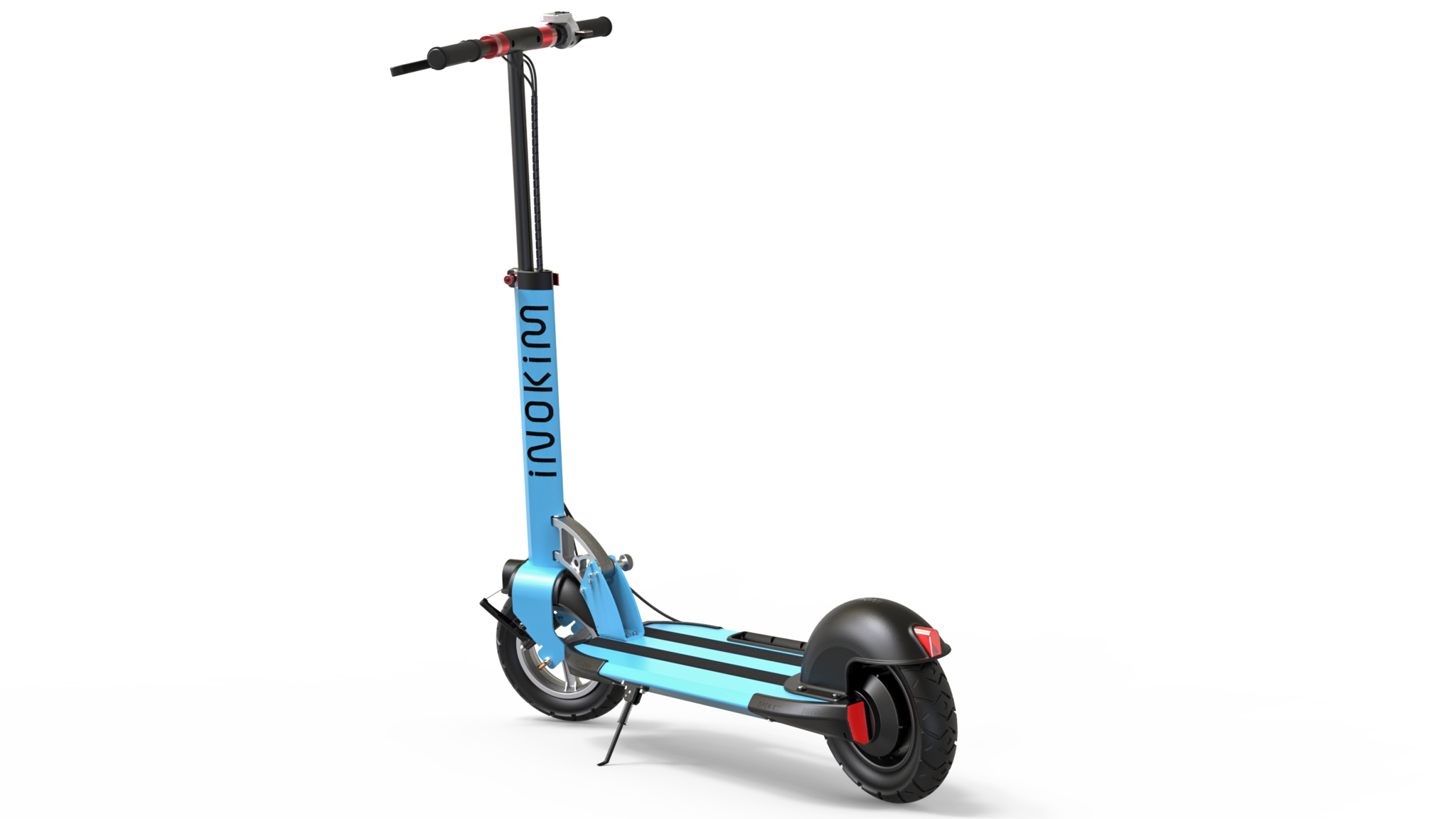 The Inokim Quick 3 Blue Electric Scooter Escooter