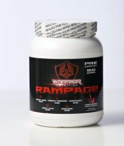 Rampage, pre workout nutrition supplements
