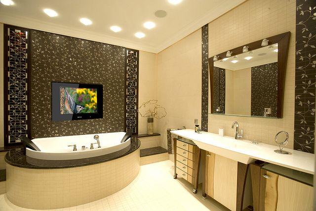 Wonderful Bathroom Tv Uk