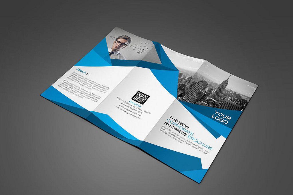EYE catching trifold Brochure Designed By kafi6kafi Brochure - create tri fold brochure