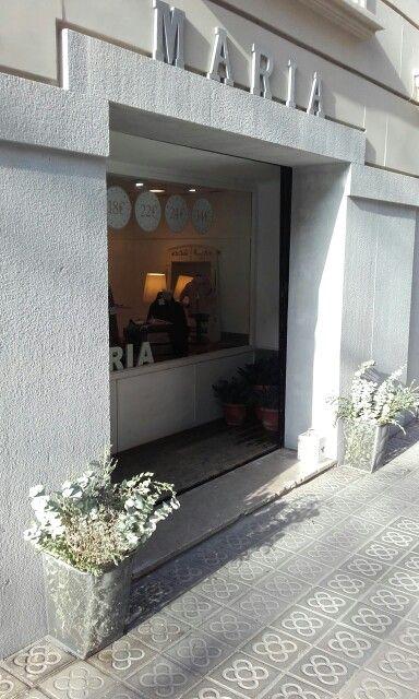 La tienda Maria.