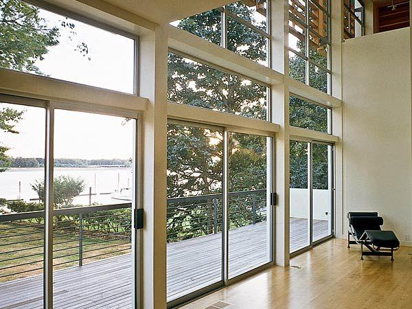 Aluminum Sliding Glass Doors Patio