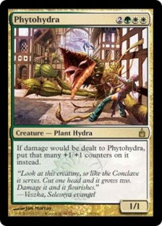 Phytohydra Ravnica Modern Legal Sets Magic The Gathering Magic The Gathering Magic The Gathering Cards The Gathering