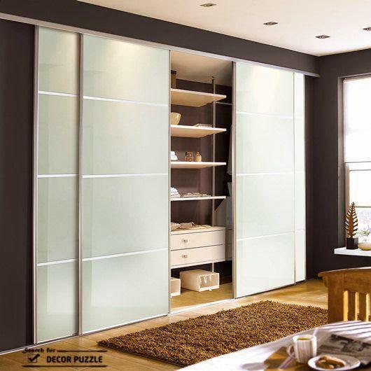 Pin By Sauda Tabassum On Barn Doors Sliding Door Wardrobe Designs Wardrobe Doors Sliding Wardrobe Doors