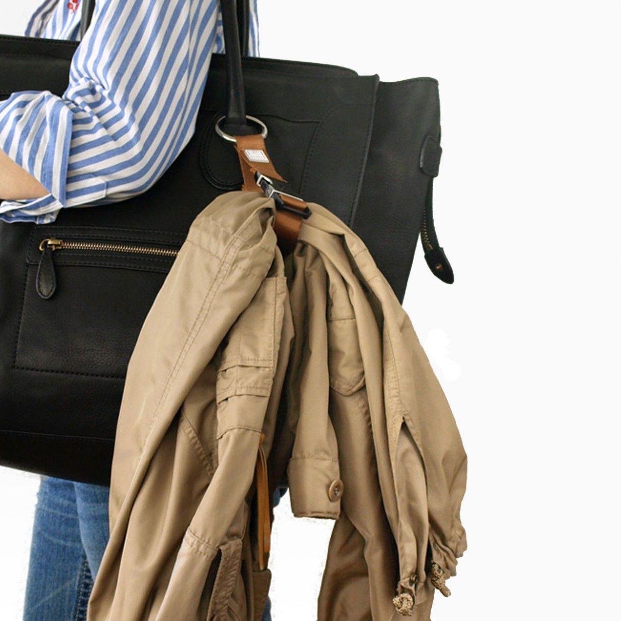 Jackenhalter für die Tasche | Radbag | Nähen / Ideen | Pinterest