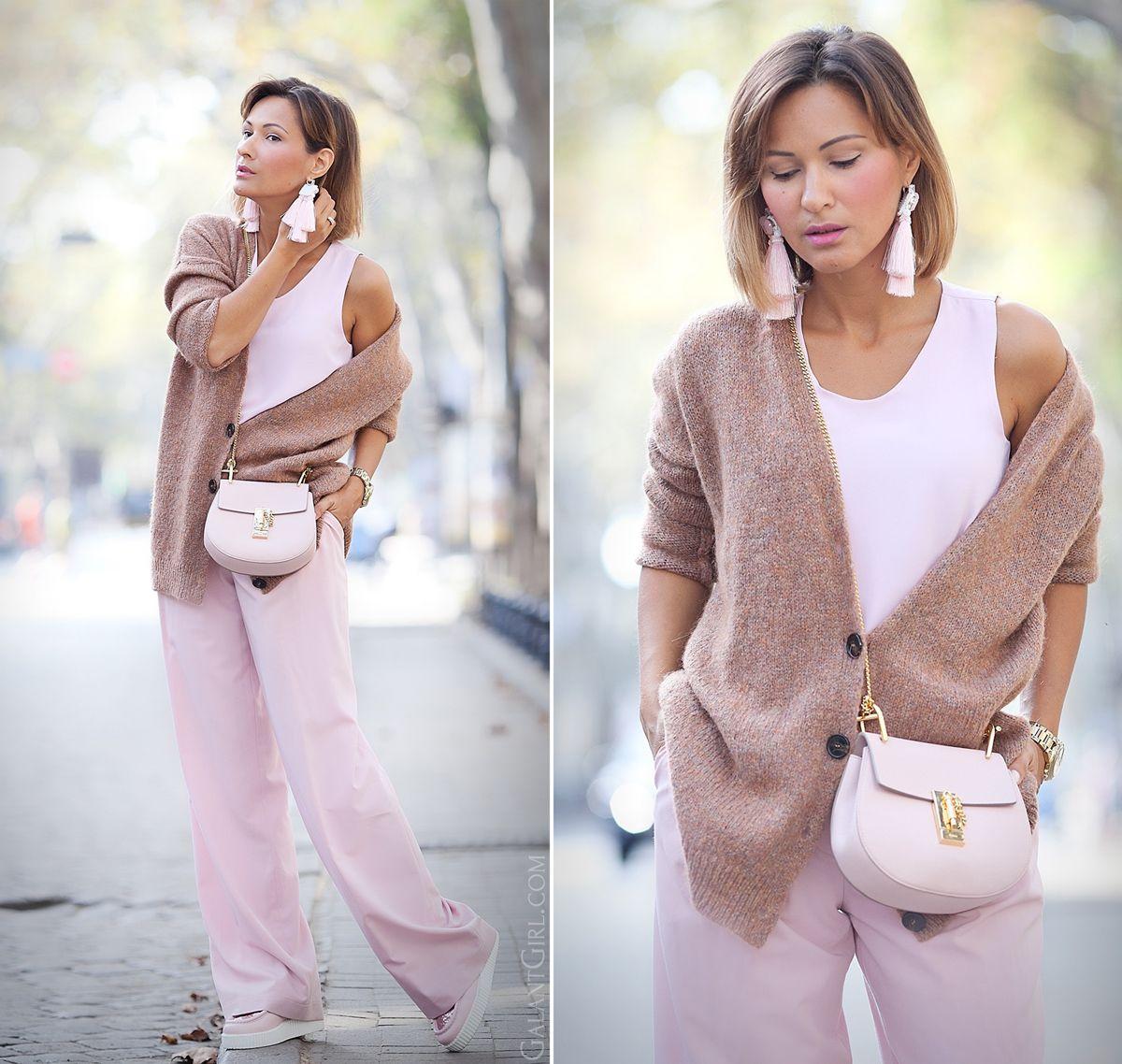 dd38b5fe3d04 cement+pink+chloe+drew-bag-blush+pink+outfit-fashion+blogger+galant+ ...