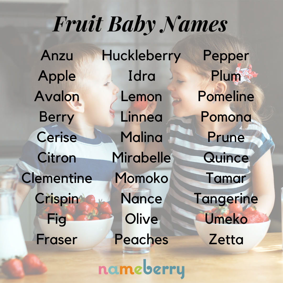 Pin On Unique Baby Names
