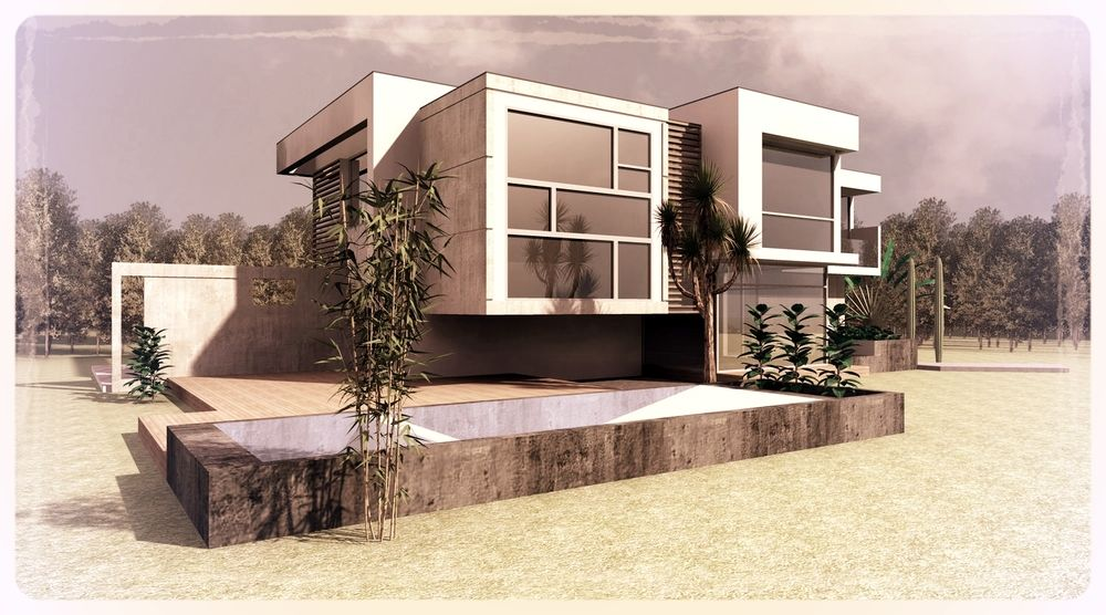 Casa KADM - Condominio KADM — My Architectural Mind - Architecture and Design