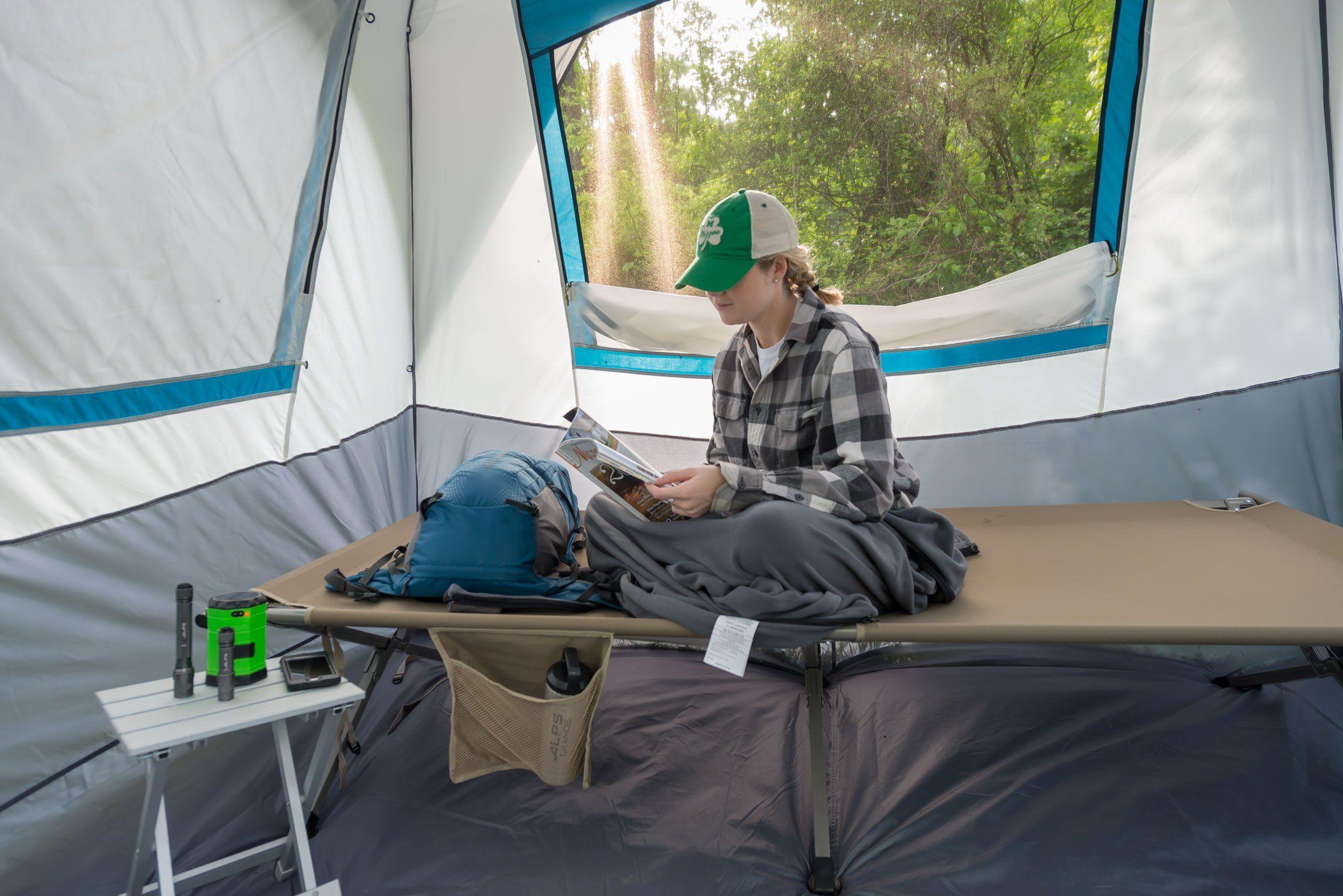 alps mountaineering sidekick camp stool