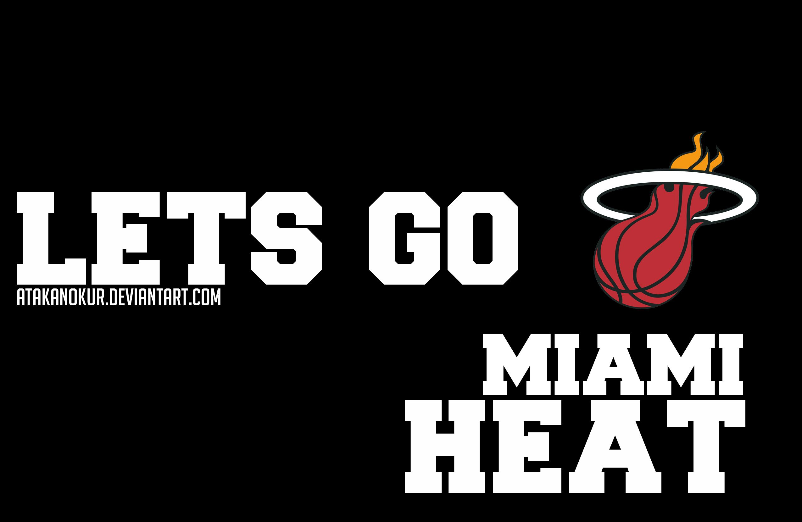 Miami Heat Wallpaper By Atakanokur On Deviantart Miami Heat Heat Nba Miami Heat