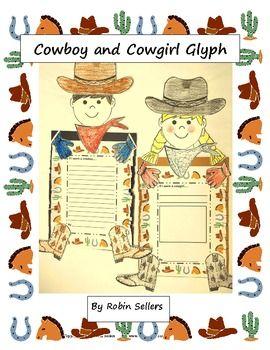 cowboy writing activity