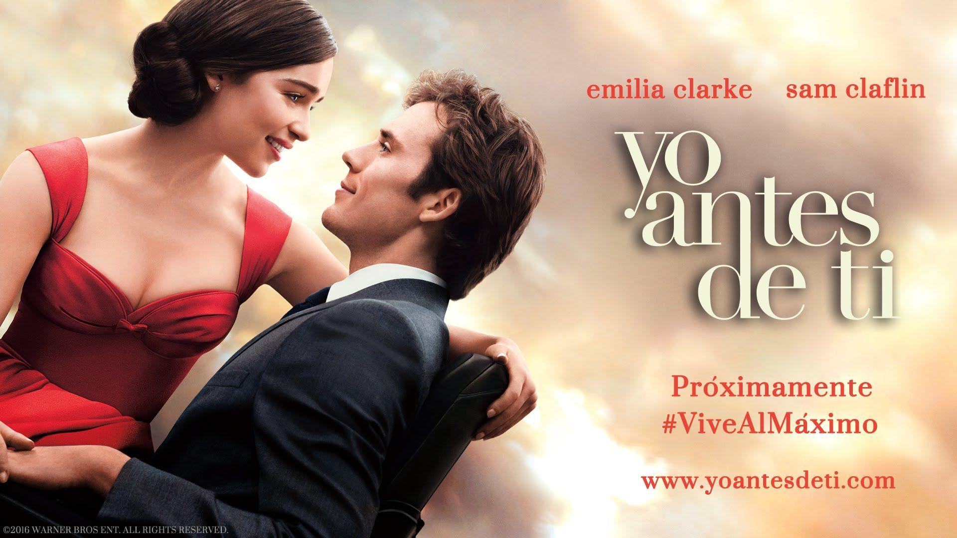 Yo Antes De Ti Trailer 3 Oficial Warner Bros Pictures Peliculas Romanticas Gratis Peliculas Gratis Ver Peliculas Gratis