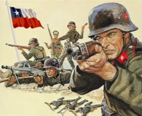 La Prusianizacion del Ejercito de Chile - depocriciphatens  3aad7b64427
