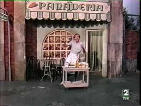 Barrio Sésamo: Chema - Panadero Soy - YouTube