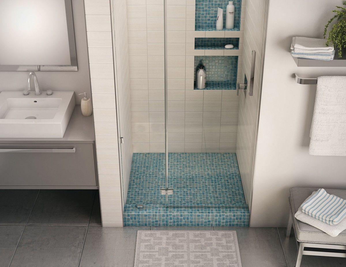 WonderFall Trench Shower Pans U0026 Bases