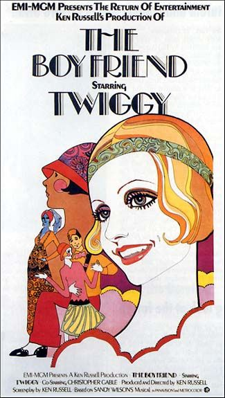 "Twiggy - ""The Boyfriend"" (1971)"