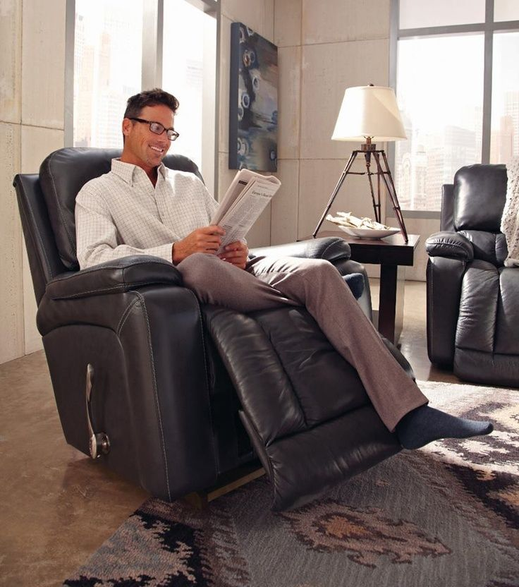 the greyson recliner comes with dadapproved comfort - Lazy Boy Recliners On Sale