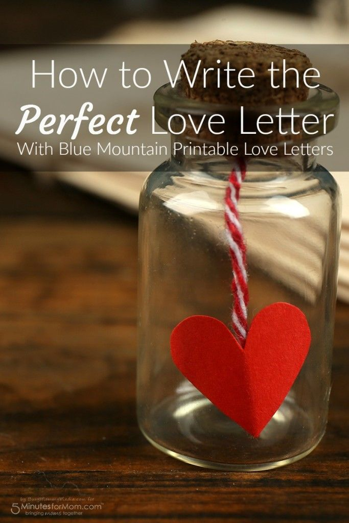 How to write the perfect love letter how to write the perfect love letter with blue mountain printable love letters expocarfo Choice Image