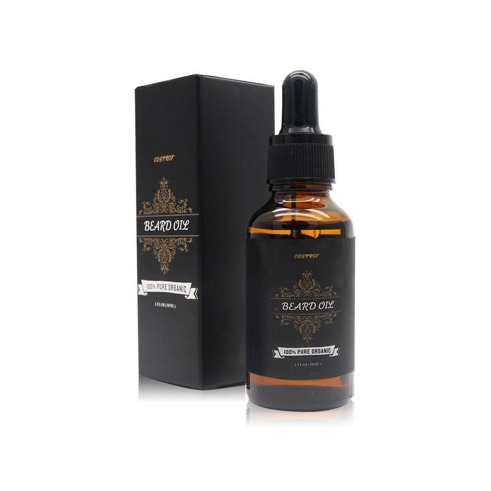 30ml natural beard oil mustache beard moisturizing