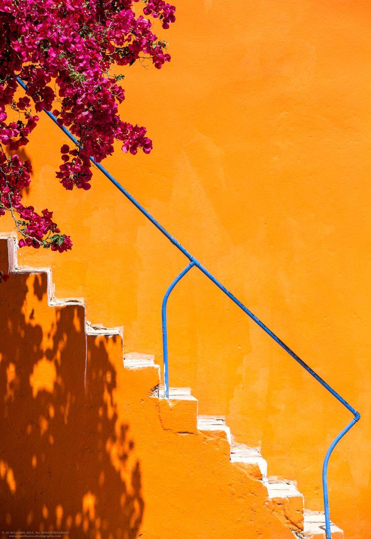 White Stripe By Jo Williams Vibrant Vivid Yellow Photography Orange Aesthetic Aesthetic Wallpapers Art