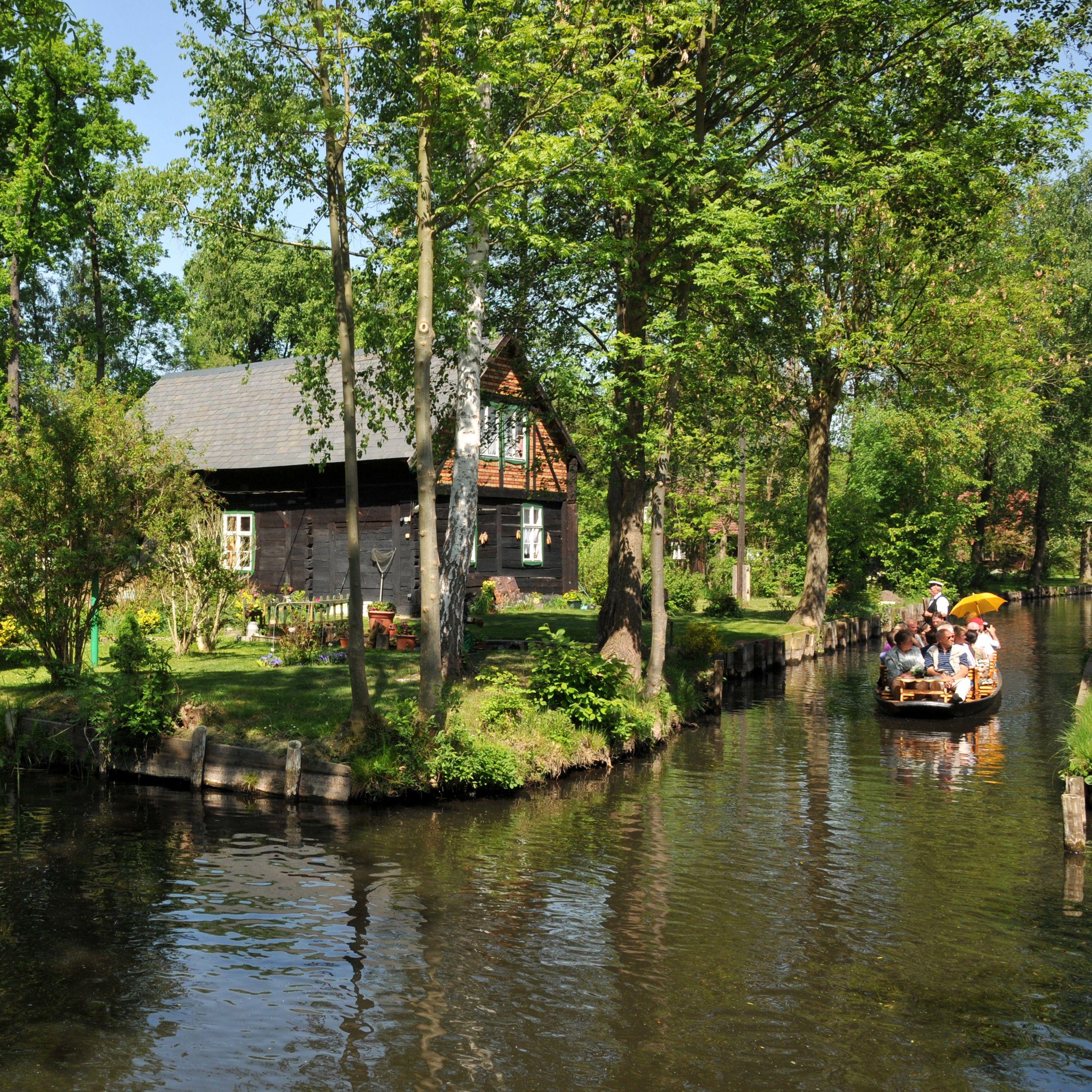 Kurzurlaub im Spreewald Urlaub, Kurzurlaub und Reisen