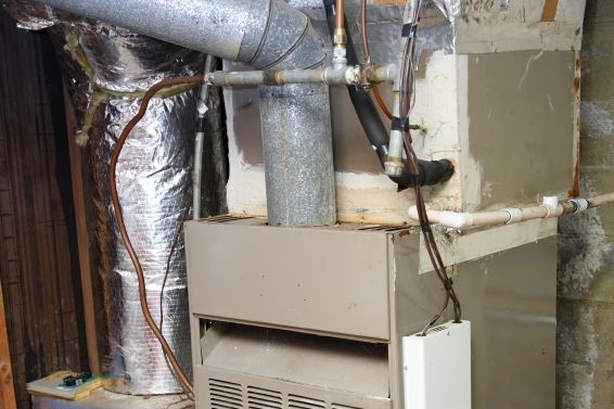 How To Light The Standing Pilot On A Gas Furnace Furnace Repair