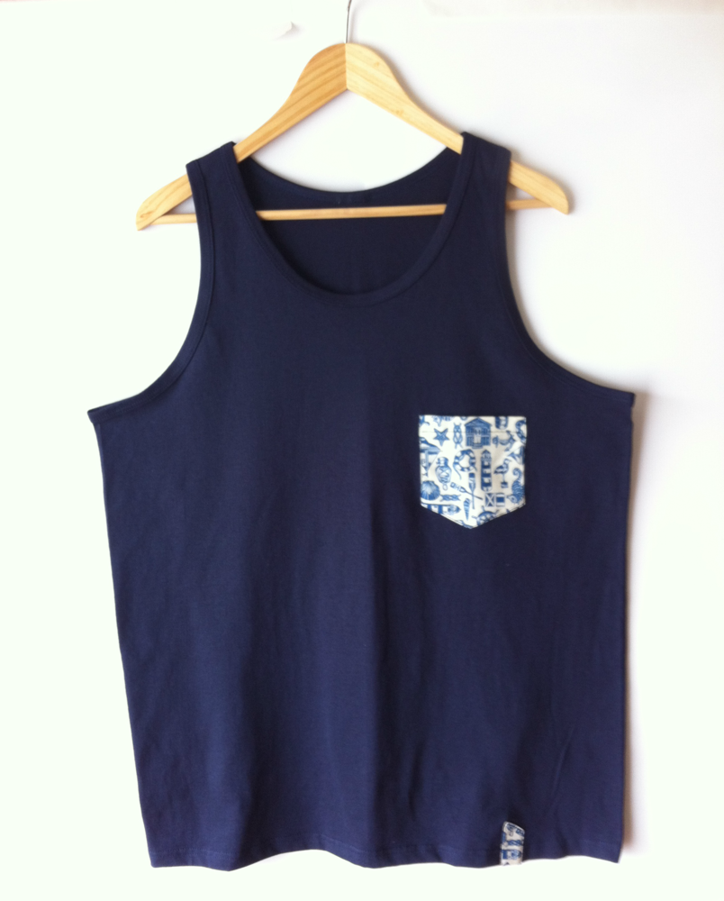 51st Apparel Co Navy