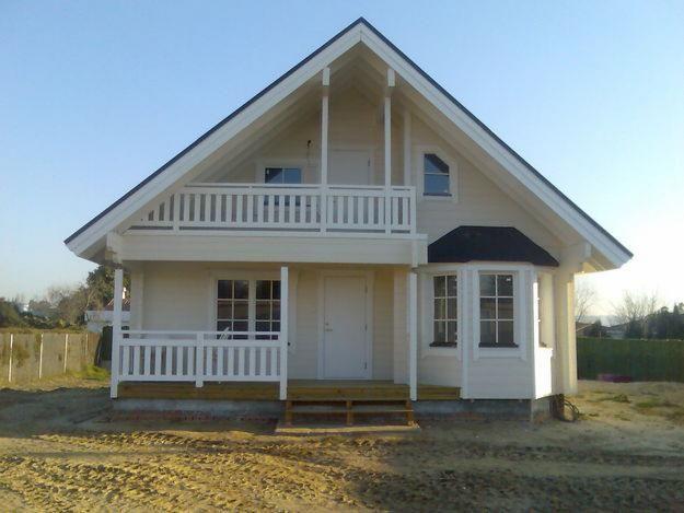Casas Prefabricadas en Chile Casas Pinterest Casas