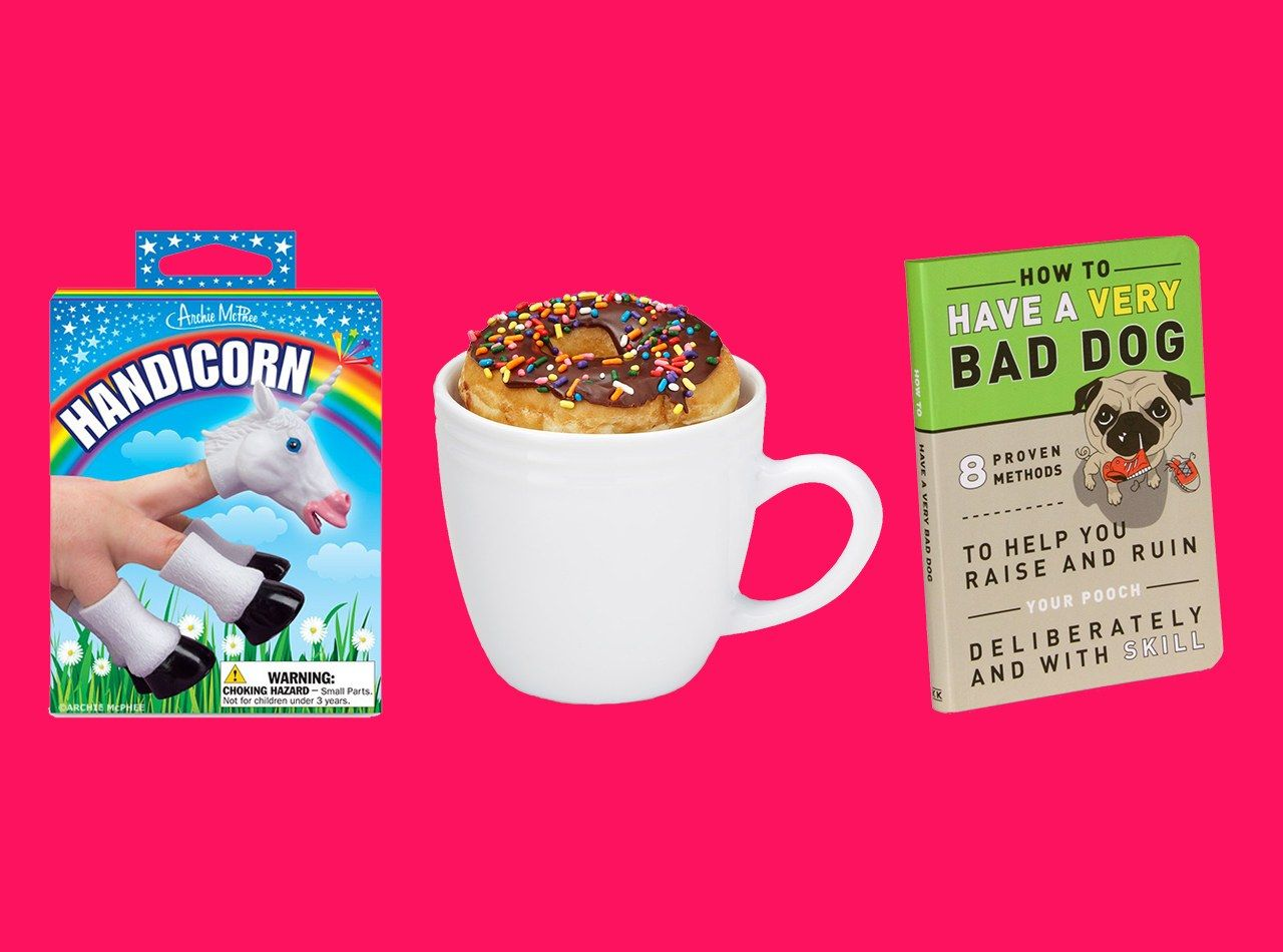 31 funny, totally office-appropriate white elephant gifts $20 and