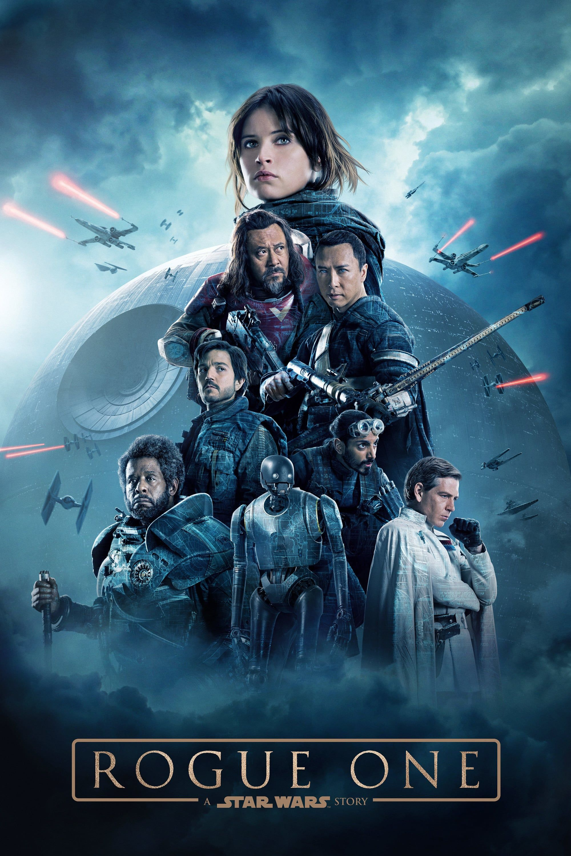 Rogue One A Star Wars Story 2016 Full Movie Blu Ray Quality Enjoy Full Movie Click Link Be Star Wars Movies Posters Star Wars Poster Rogue One Star Wars