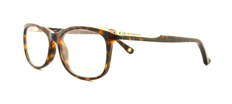 c8bea150bdbe MICHAEL KORS Eyeglasses MK225 206 Tortoise 52MM...minus the chrome ...