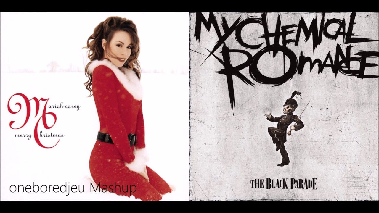 Welcome To The Christmas Parade Mariah Carey Vs My Chemical