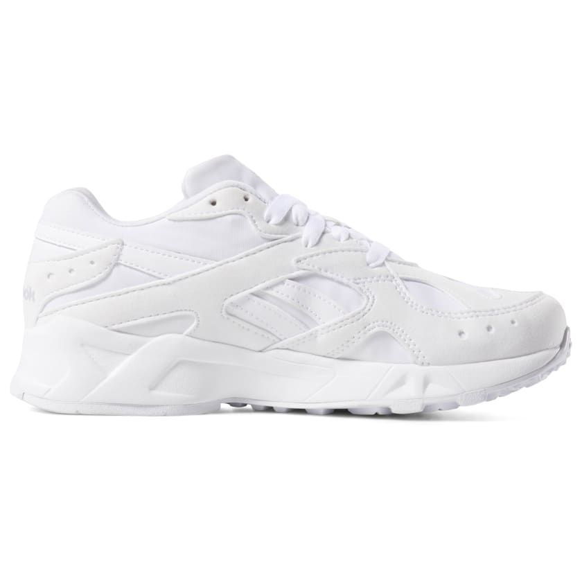 Reebok Aztrek Shoes - White | Reebok US