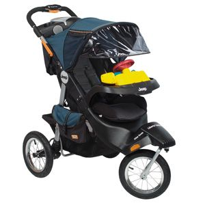 All Things Jeep Jeep 3 Wheel Stroller The Liberty Limited