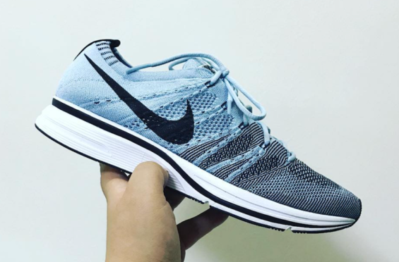 d9133dd0ad8f Coming Soon  Nike Flyknit Trainer Cirrus Blue