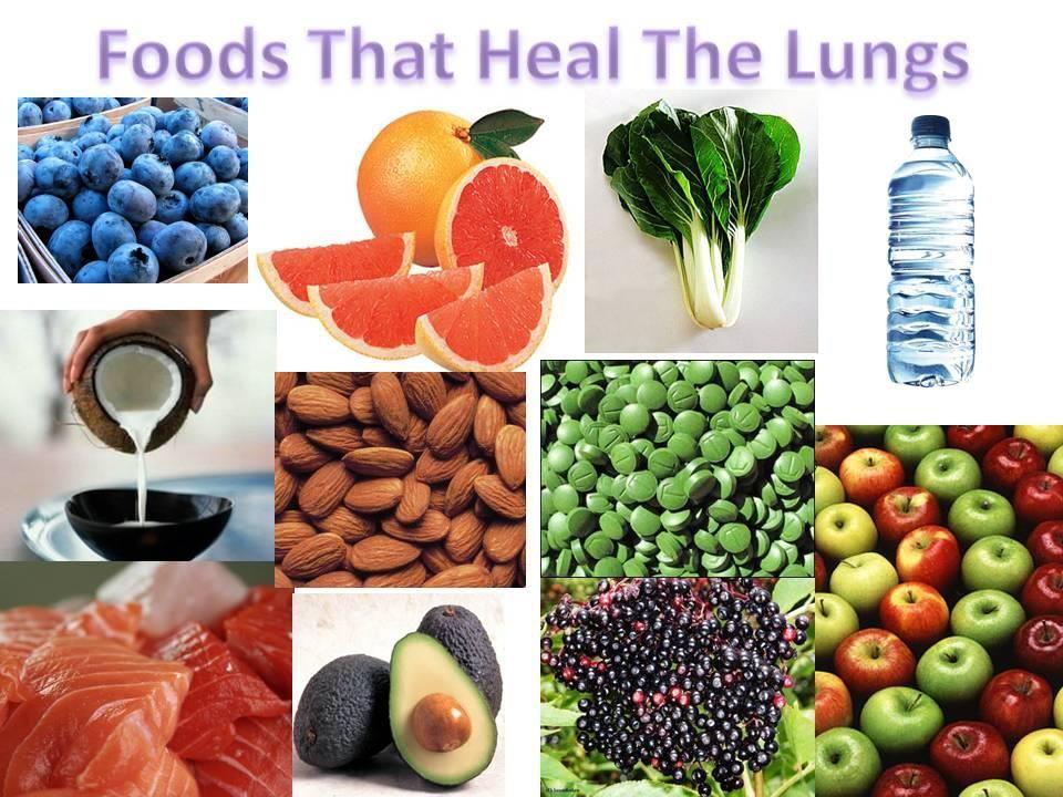Food for lungs food foods that heal the lungs blueberries elderberries almonds forumfinder Gallery