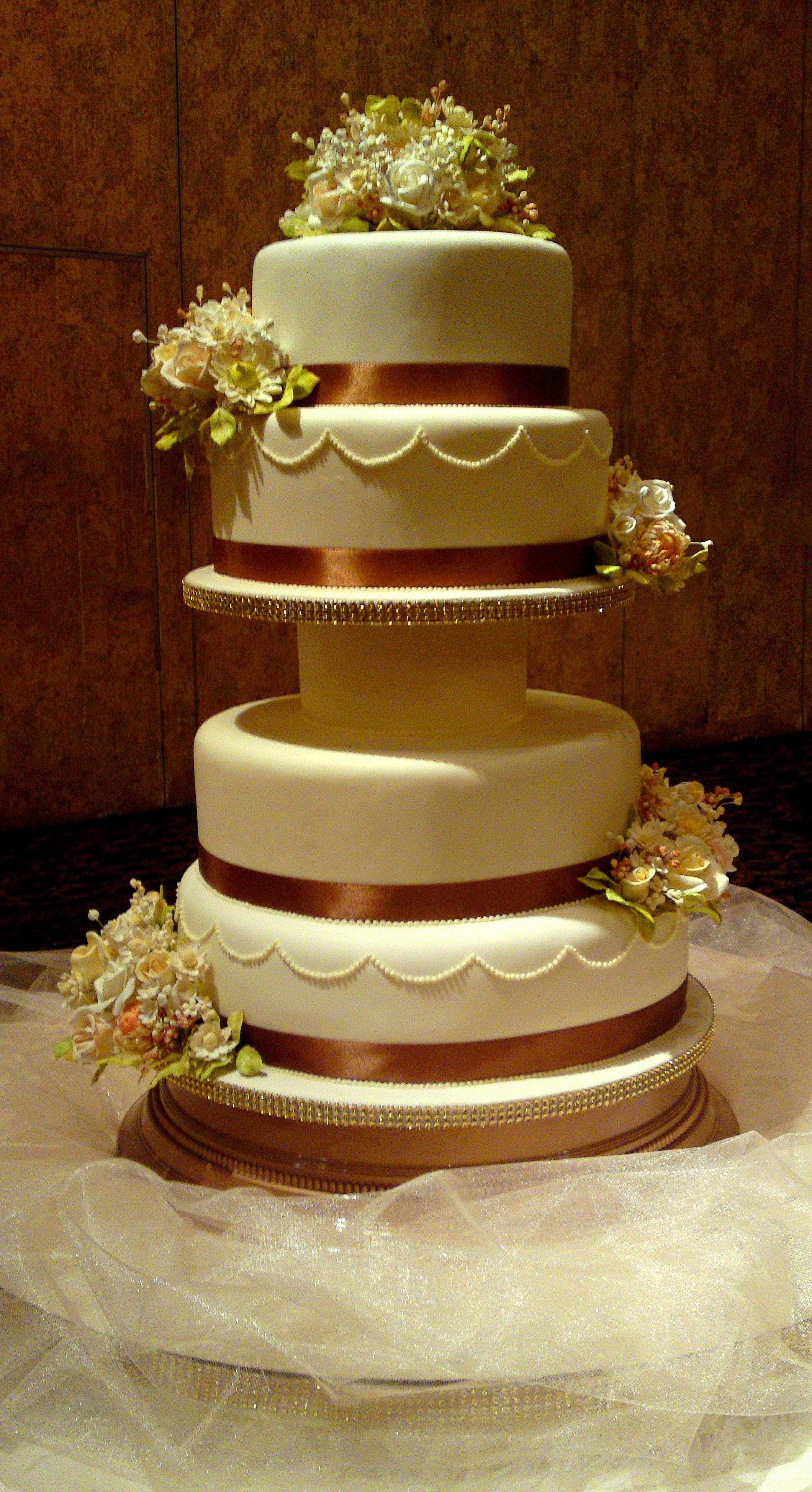 a cake for Ganga