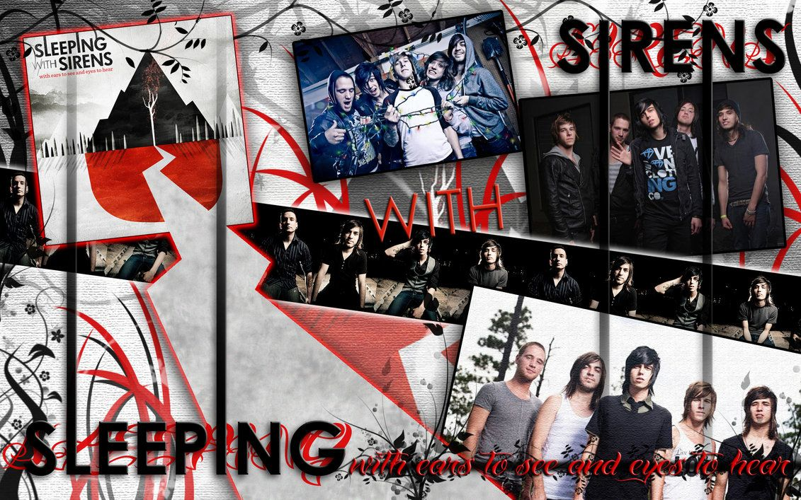 Sleeping With Sirens What An Awesome Band Wallpaper