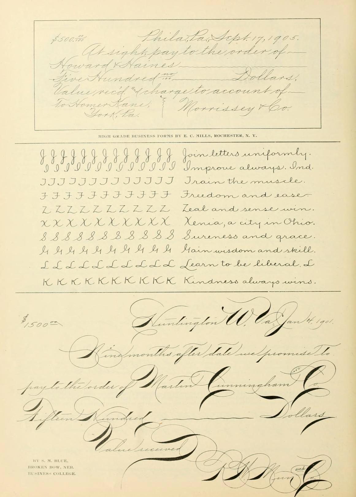 Improve Your Handwriting Improvehandwriting