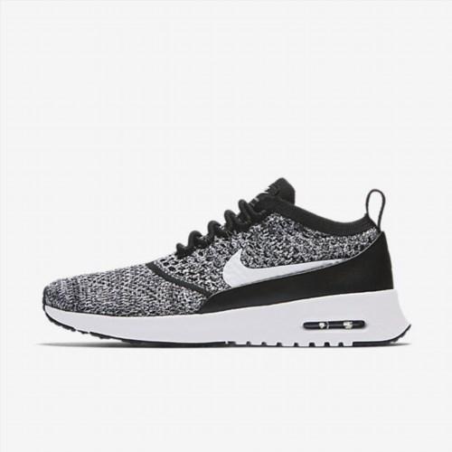 3e33ea58103b 210.00  Buy now - http   virwy.justgood.pw vig item.php t 005o54m32786 -  NIB Nike Air Max Thea Flyknit Sneaker  Black White  5.5 -10 half