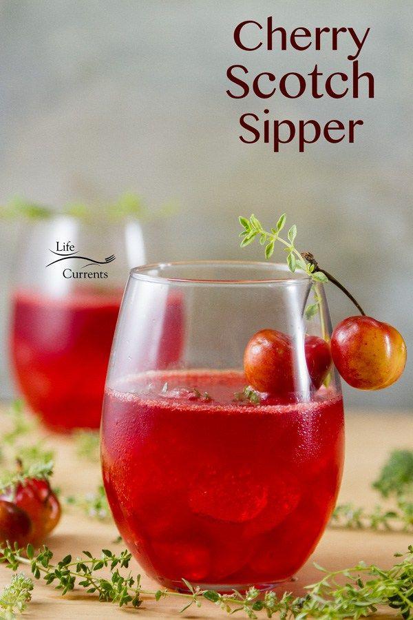 cock cherry juice