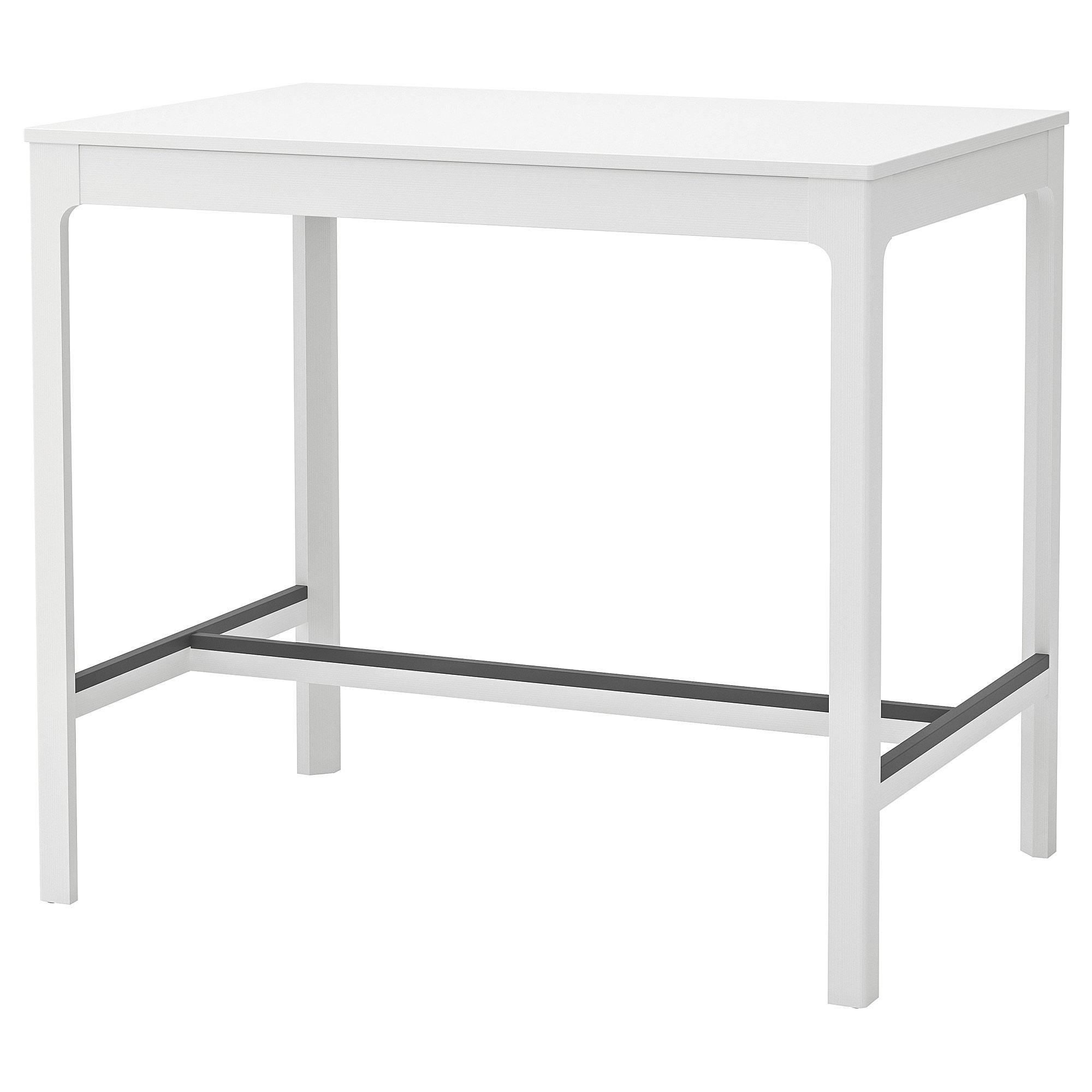 Ekedalen Bar Table White 47 1 4x31 1 2 Bar Table Ikea Outdoor Bar Furniture Ikea Bar