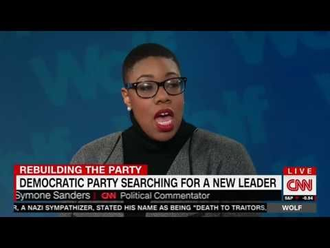 We Don't Need White People Leading Democratic Party – Sanders' Former Spokeswoman (Video) - http://www.therussophile.org/we-dont-need-white-people-leading-democratic-party-sanders-former-spokeswoman-video.html/