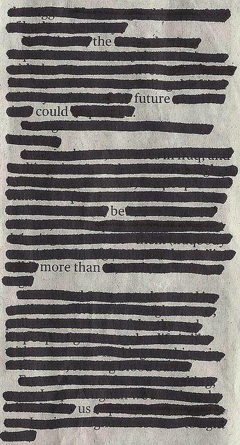 Neekaisweird - Blackout Poetry (2011-)