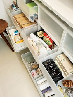 無印良品の達人に学ぶ キッチン収納術 キッチン収納術 収納 無印